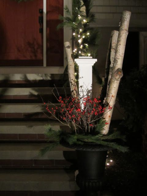 Christina marie interiors trees with ease holiday - Interior holiday decorating services ...
