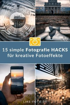 Photo of 15 simple Fotografie HACKS für kreative Fotoeffekte – like-foto.de