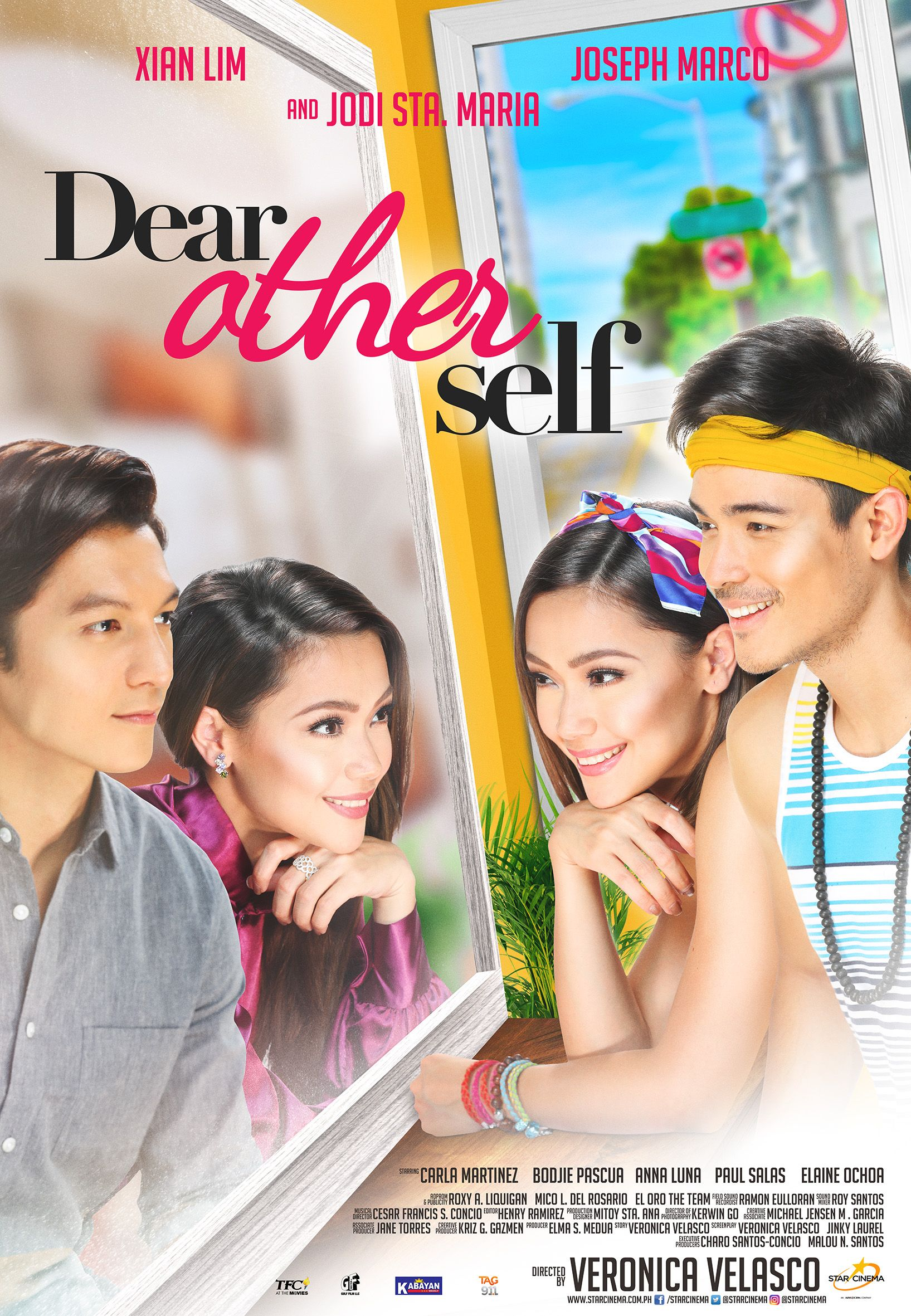 Dear Other Self 2017 Starring Jodi St Maria Joseph Marco Xian Lim Full Movies Online Free Movies Online Full Movies Online Free