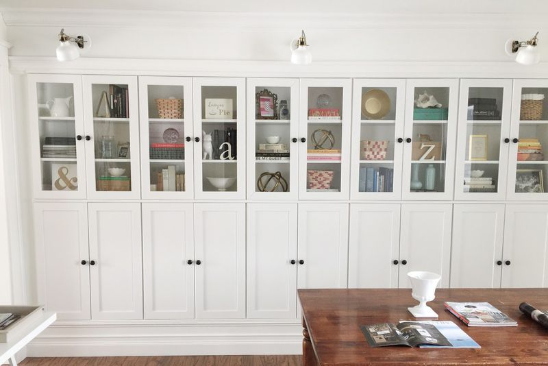 How to Use IKEA Billy Bookcases in Unusual Ways Ikea
