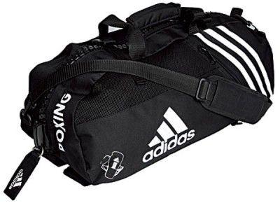 Adidas Boxing Karate Judo Budo Holdall Bag Large