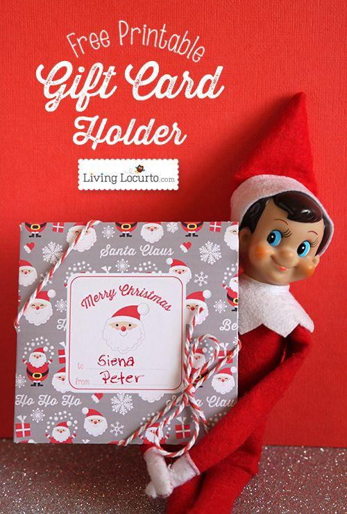 Text Santa Gift Card Zrom