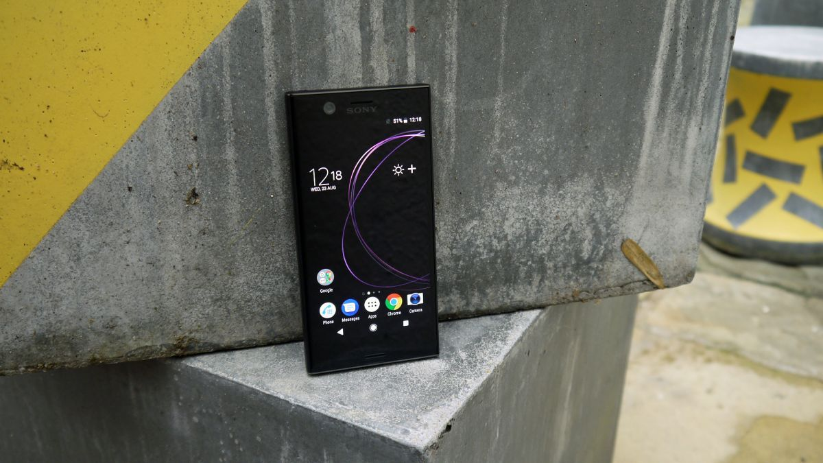 Sony Xperia Xz2 Compact Review Sony Xperia Sony Compact