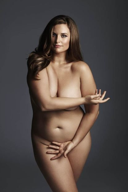 fat models nude
