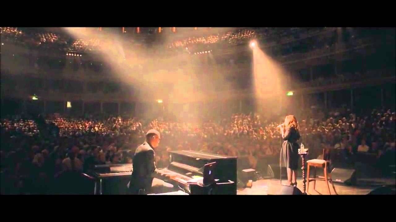 Adele I Can T Make You Love Me Live At The Royal Albert Hall