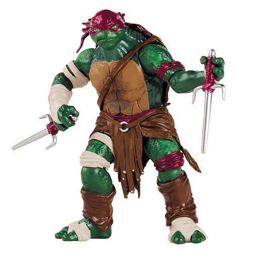 Teenage Mutant Ninja Turtles Movie Basic Figure - Raphael ...