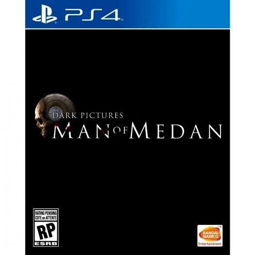 Dark Pictures Man of Medan  PlayStation 4The Dark Pictures Man of Medan  PlayStation 4 The Dark Pictures Anthology  Man of Medan PS4 The Dark Pictures Man of Medan  Xbox...