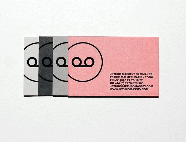 Circ And Color 2 Name Card Design Business Card Design Artist Business Cards