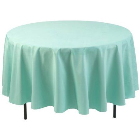 Mint Tablecloths Through Walmart Table Cloth Round Tablecloth Tablecloths For Sale