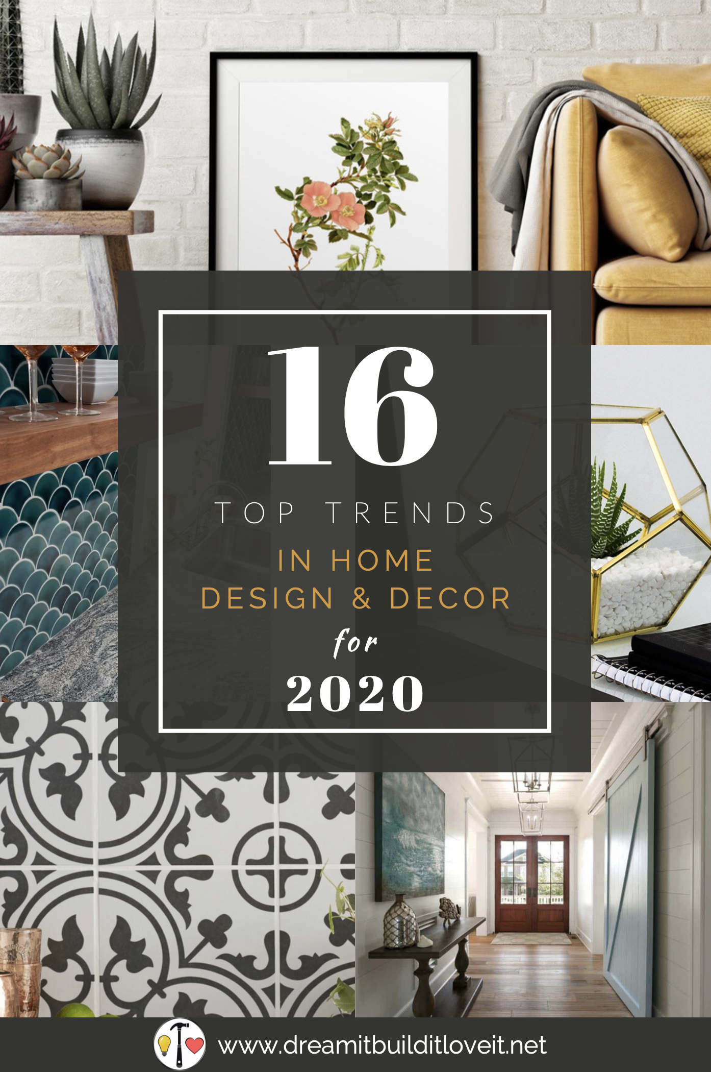 16 Top Trends In Home Design Decor For 2020 Home Design Decor Trending Decor Affordable Home Decor