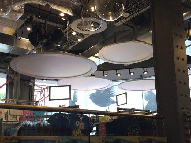 Feature Ceiling Panels | Karima Feature Discs