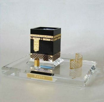 Wholesale Hight Quality Crystal Kaaba Model For Islamic Wedding Favors