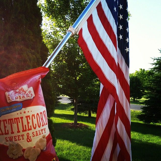 #SummerofPopcorn via Instagram