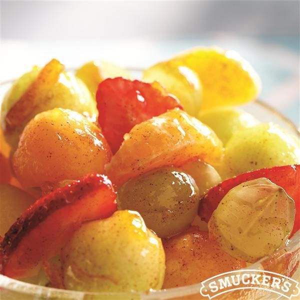 Marmalade Spiced Fresh Fruit Salad from Smucker's®