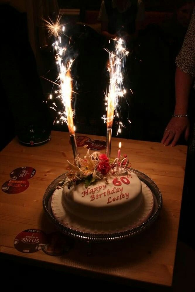 Big Birthday Cake Sparklers Sparkler Pictures Picture Ideas Photography