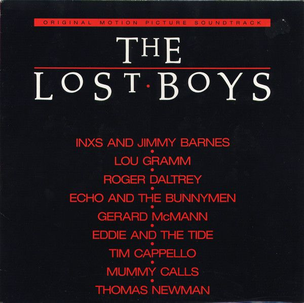 Various The Lost Boys Original Motion Picture Soundtrack Lost Boys Soundtrack Lost Boys Soundtrack