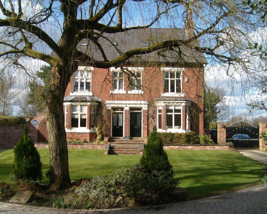 Alan Turing House Wilmslow Google Search Wilmslow English
