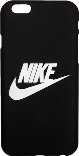 Style Swoosh Logo Colorway Black/White Material