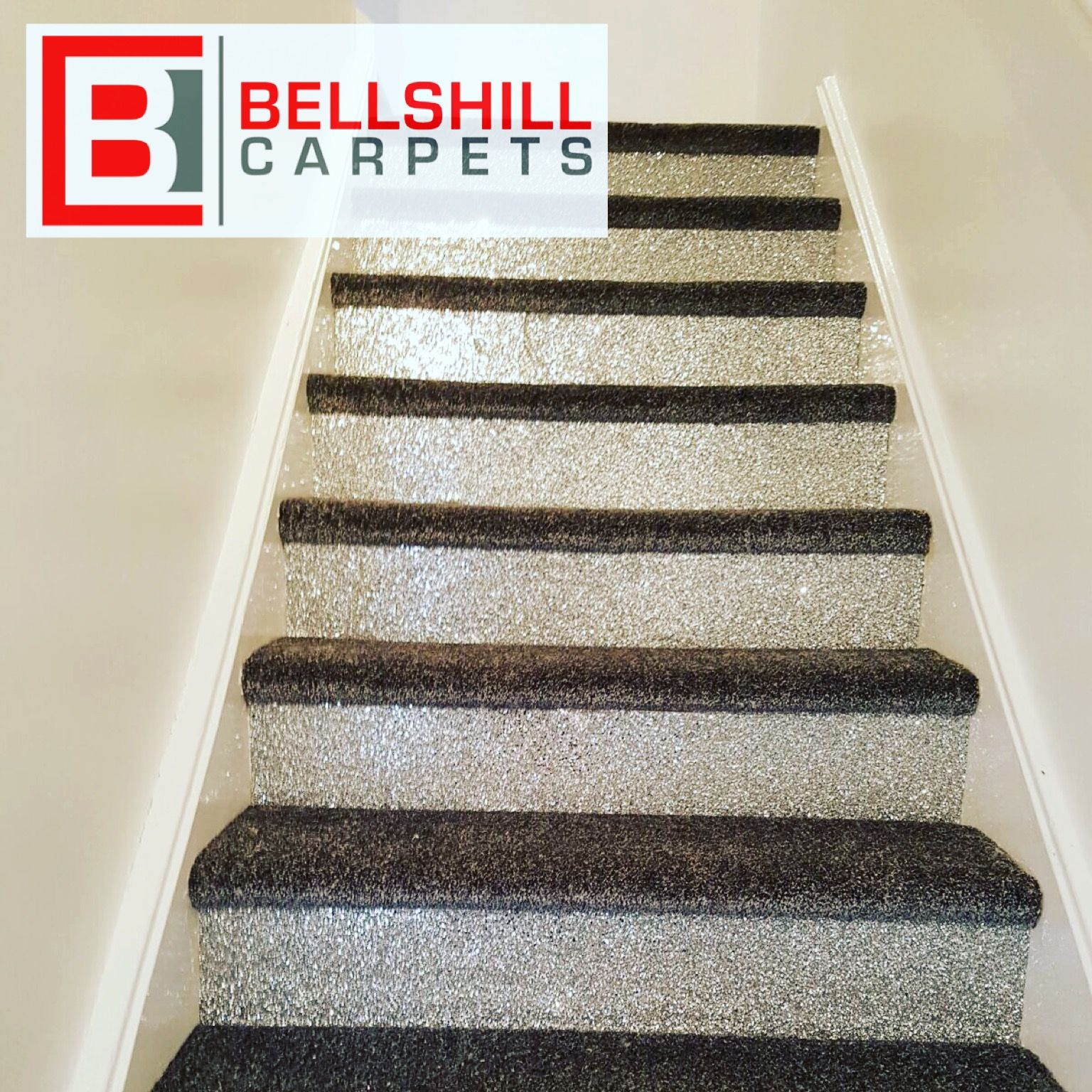 Staircase Design By Connie On Bling And Sparkle   Glitter Stairs With Carpet