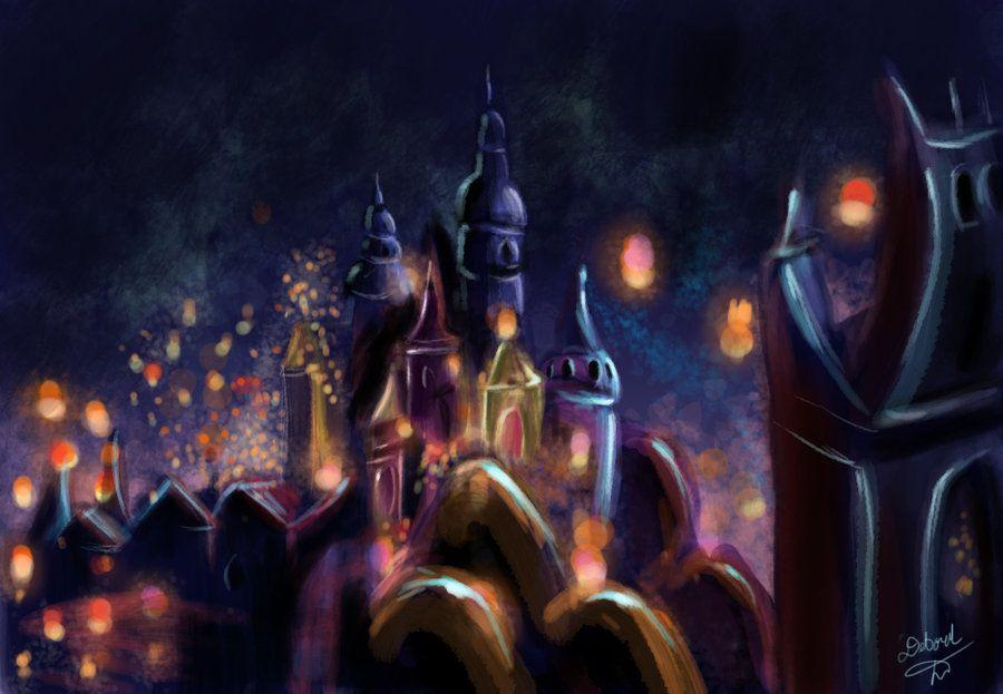 I see the lights, iheartbluesugar.deviantart.com