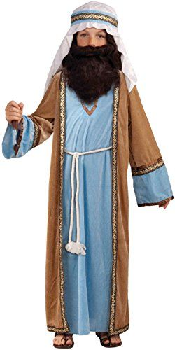 Forum Novelties Biblical Times Deluxe Joseph Costume, Child Small Forum http://smile.amazon.com/dp/B0058O7KHE/ref=cm_sw_r_pi_dp_FICzwb1B6M10P
