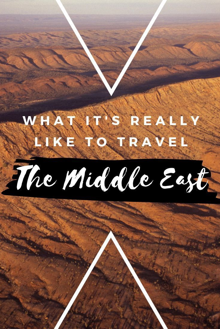 What It's Really Like To Travel The Middle East - Anita Hendrieka