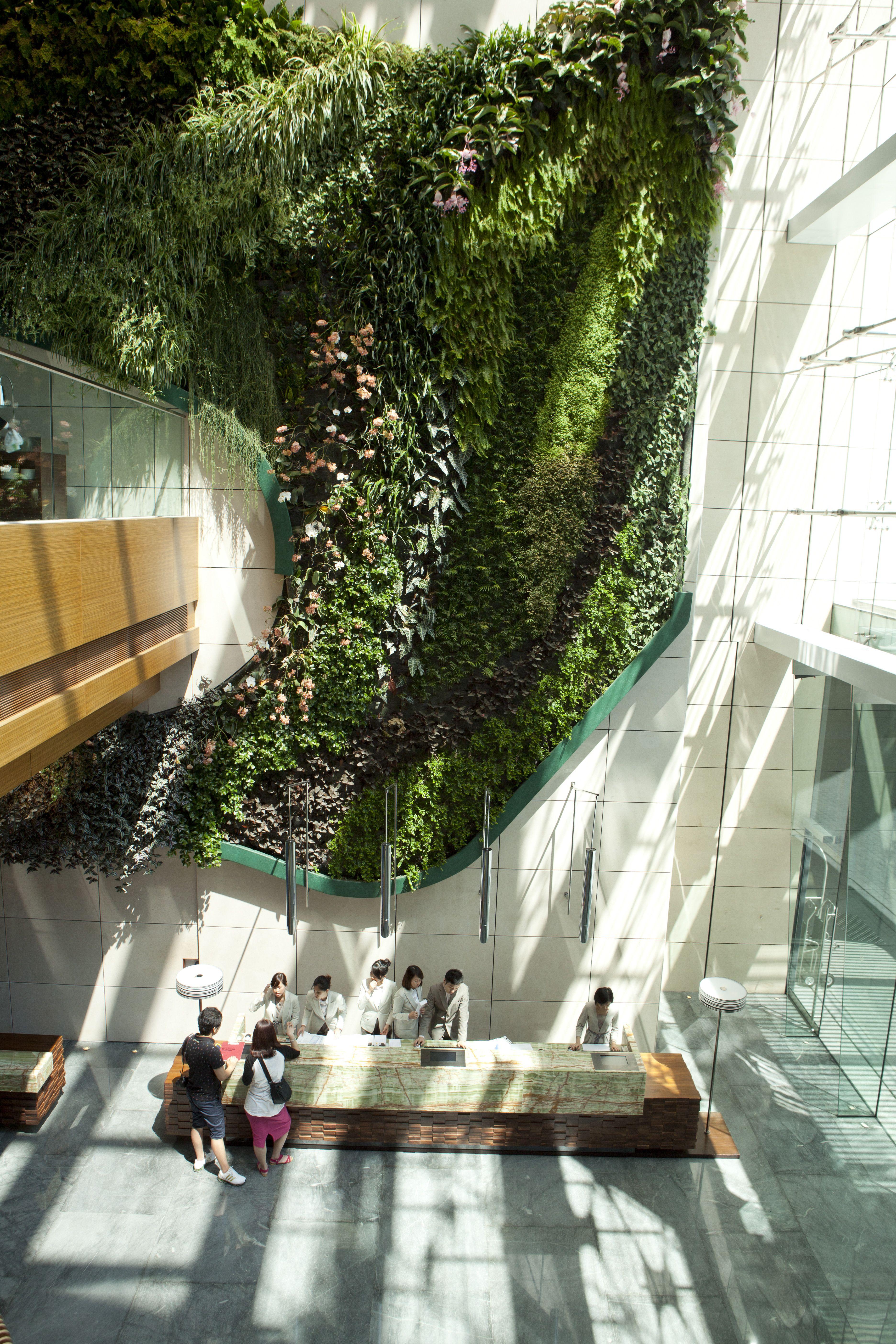 Hotel Icon Hong Kong. Concept