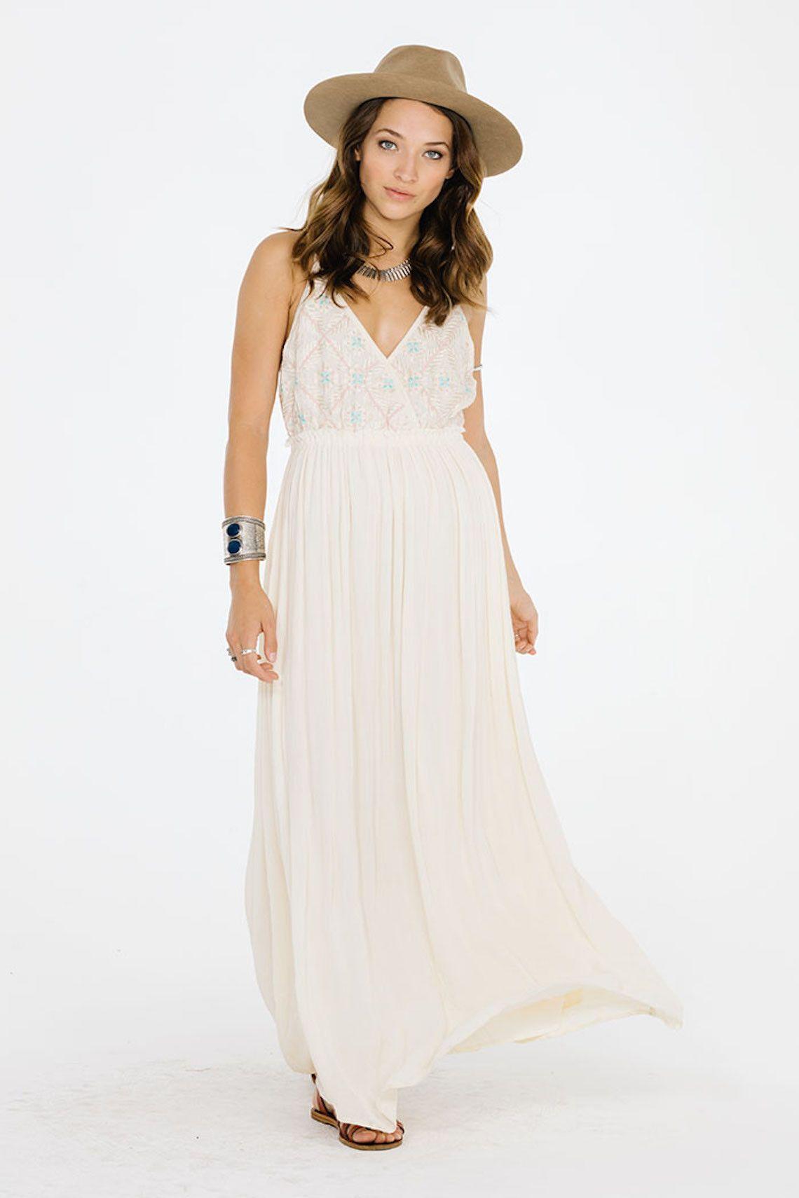 53630c21dd7 Rosanna maxi dress