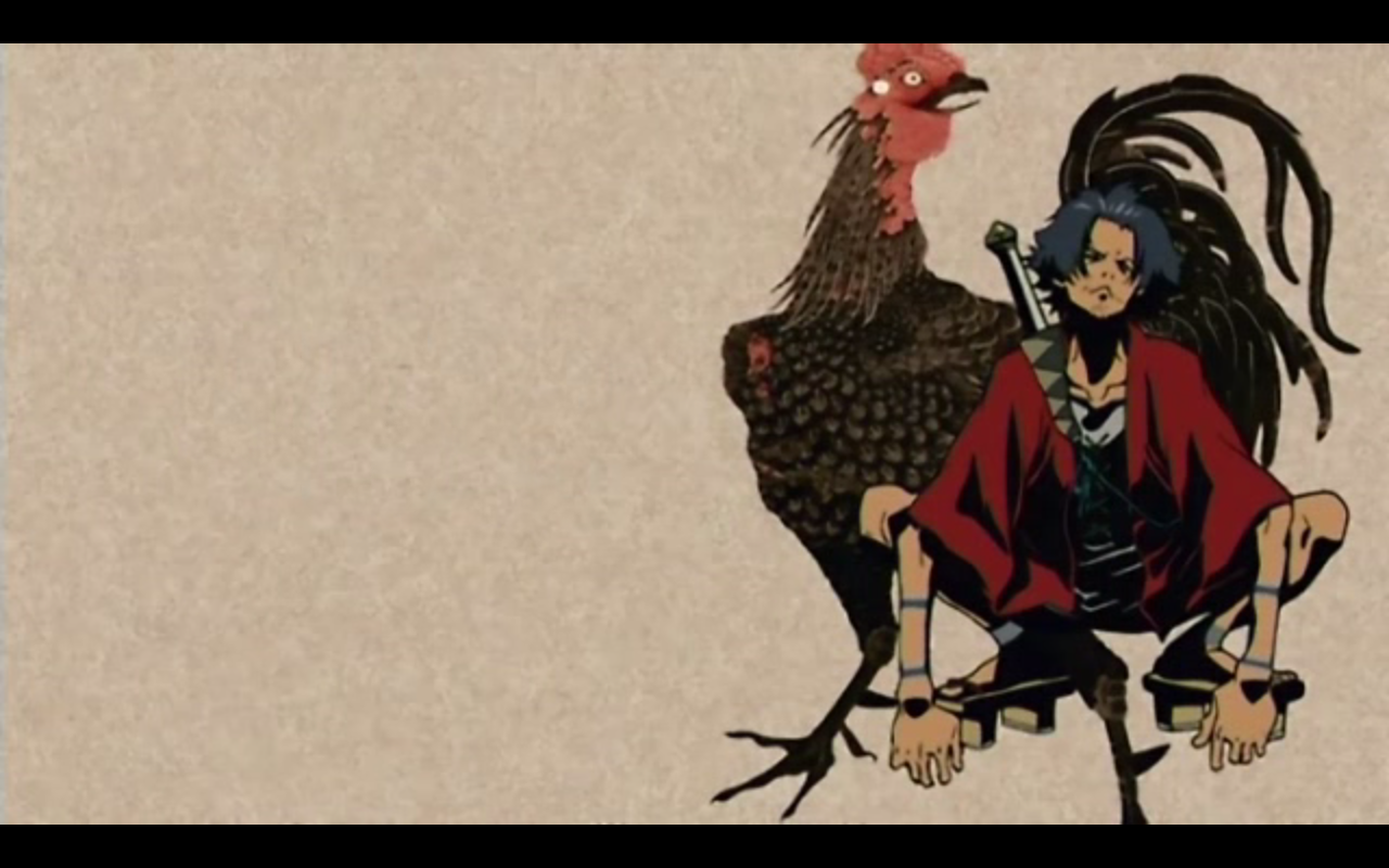 Samurai Champloo Wallpaper Samurai Champloo Samurai Cartoon Images