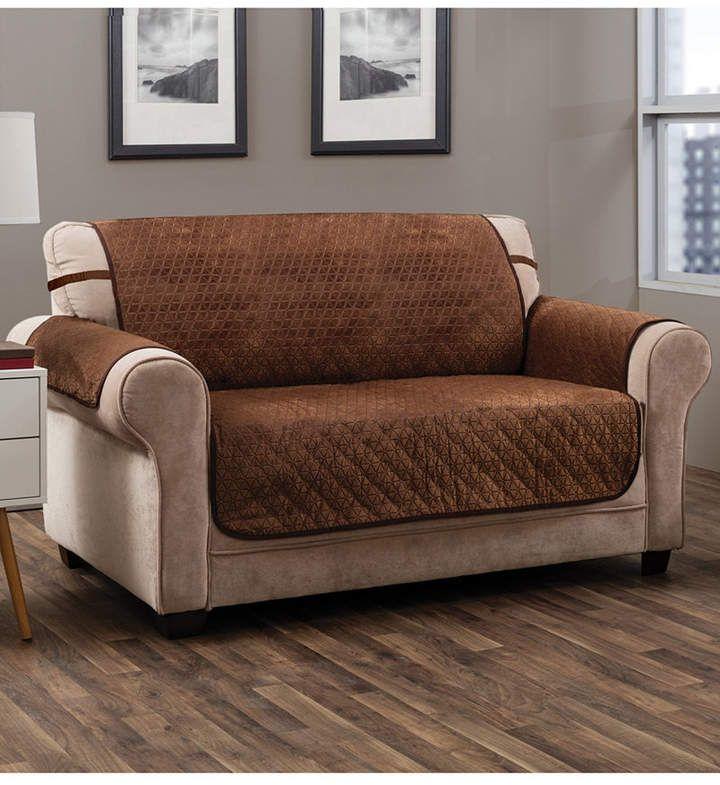 Gorilla Grip Original Slip Resistant Sofa Slipcover Protector Suede Like Patent Pending Slip Reduci Best Fabric For Sofa Furniture Sofa Set Slipcovered Sofa