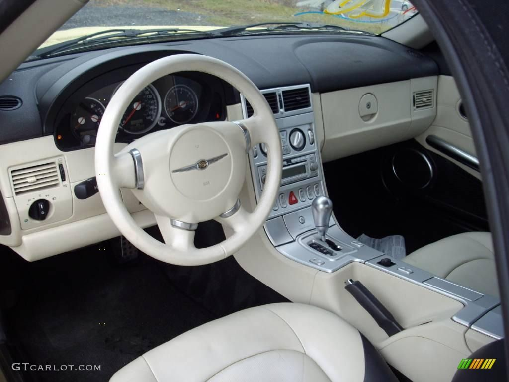 2005 Chrysler Crossfire Limited Roadster Interior Photo 21954836 Imperial