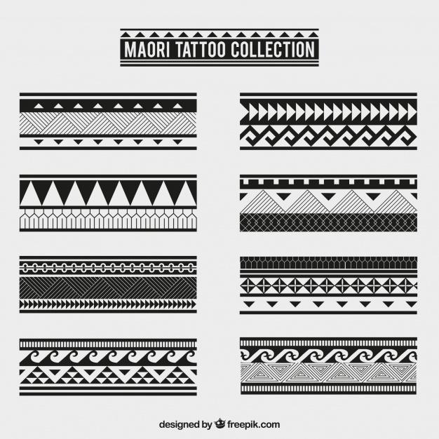 Maori Tribal Tattoo Collection Maori Tattoo Tribal Armband Tattoo Armband Tattoo Design