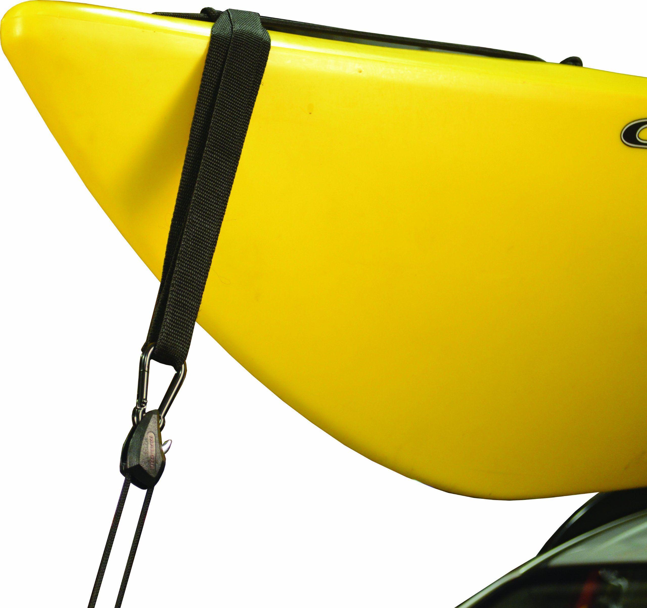 Canoe rack malone auto racks speedline mini ratchet