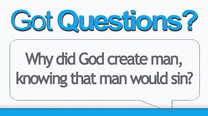 why did god create man - 706×393
