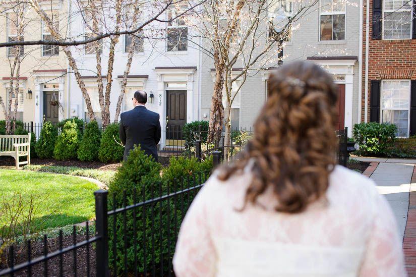 April DC war memorial wedding