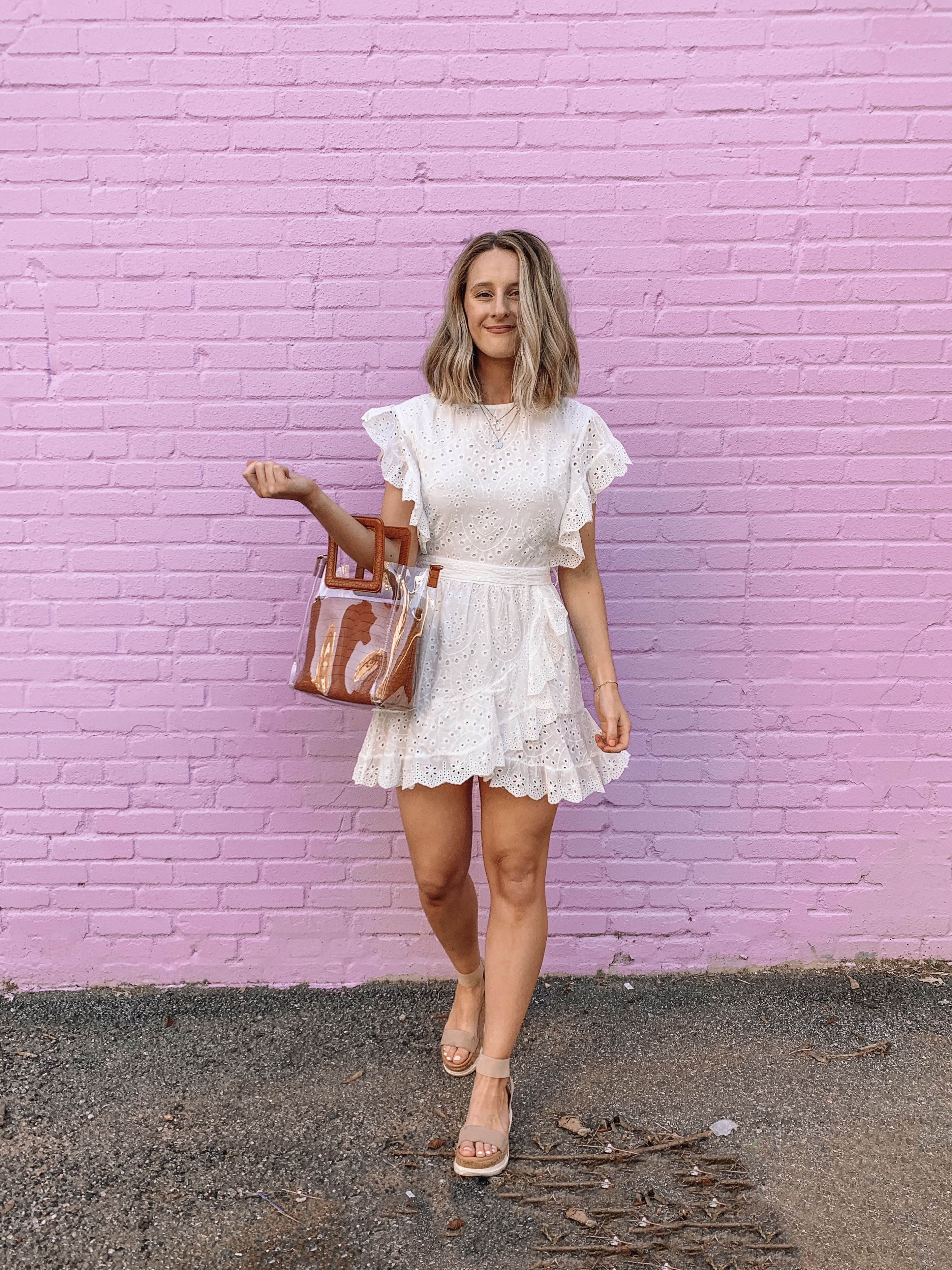 Shop This Look From Jalenndreww Summer Fashion White Dress Fashion [ 3767 x 2825 Pixel ]