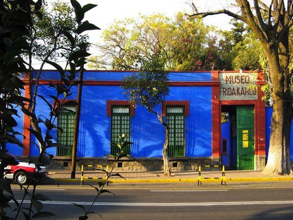 """Résultat de recherche d'images pour """"frida kahlo casa azul"""""""