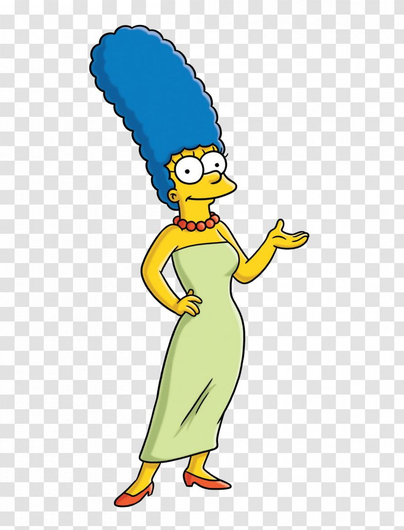 Marge Simpson Homer Maggie Lisa Bart Simpsons Transparent Png Marge Simpson Bart Simpson Bart