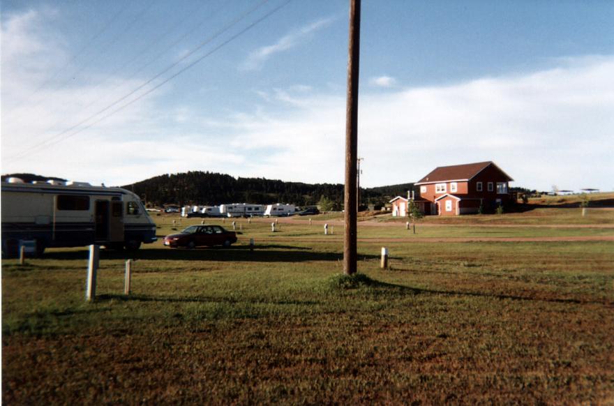Three Flags Rv Park At Black Hawk South Dakota Camping Club Rv Parks Campground