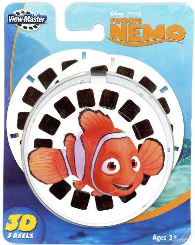 BESTSELLER! ViewMaster 3D Reels - Disney Pixar Fi... $26.95