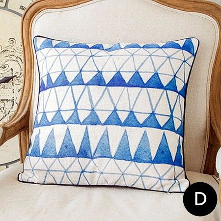 Pin By Throw Pillows Home On Watercolor Geometric Pillows For Couch Fascinating White Decorative Pillows For Couch