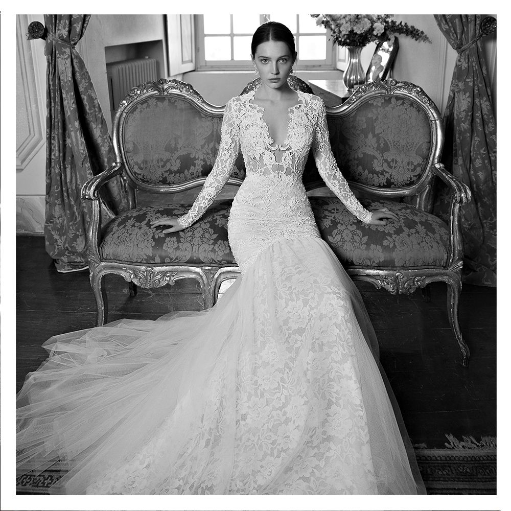 Wedding Gowns Toronto: Alon Livné Bridal Collection Exclusively Found At Dina