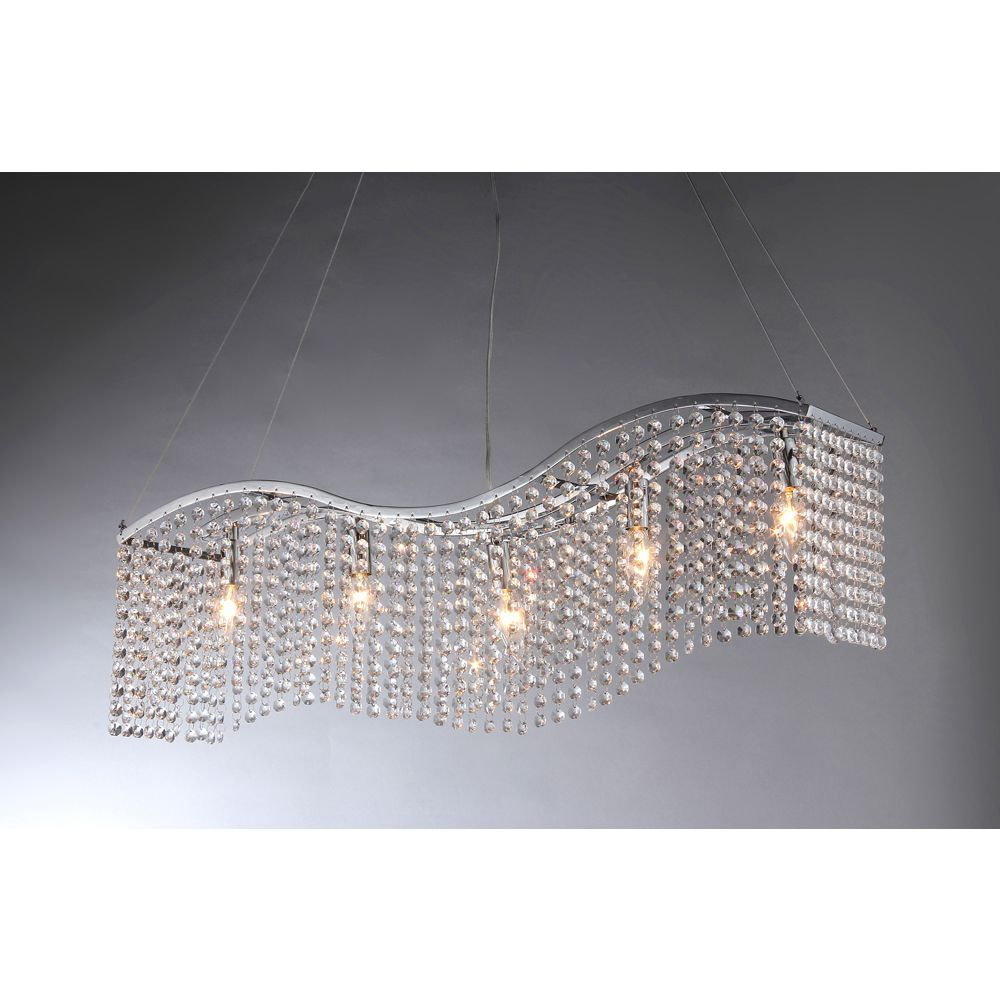 $310 Miranda Chandelier - Overstock™ Shopping - Great Deals on Warehouse of Tiffany Chandeliers & Pendants