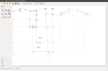 Valentina Pattern Example Pattern Making Software Software
