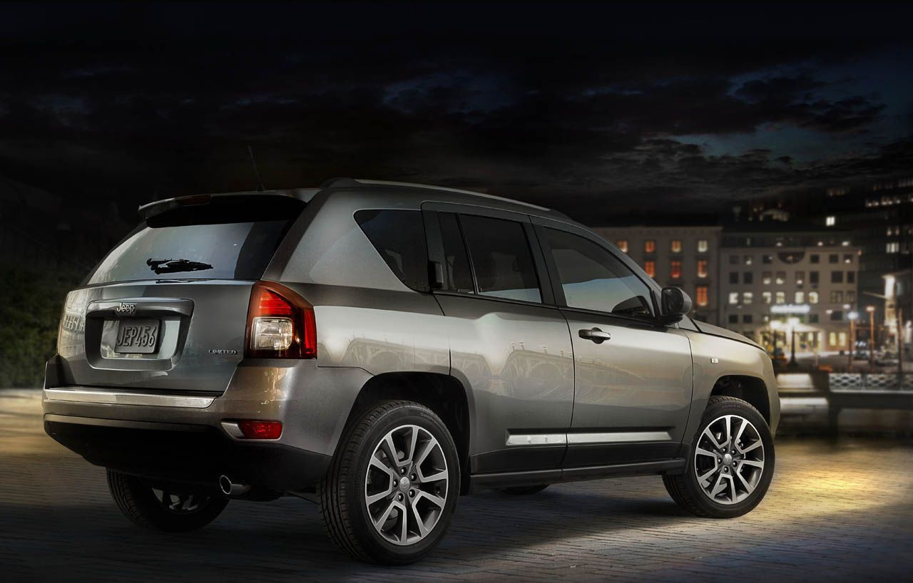 Jeep Compass 2014 4x4 Limited