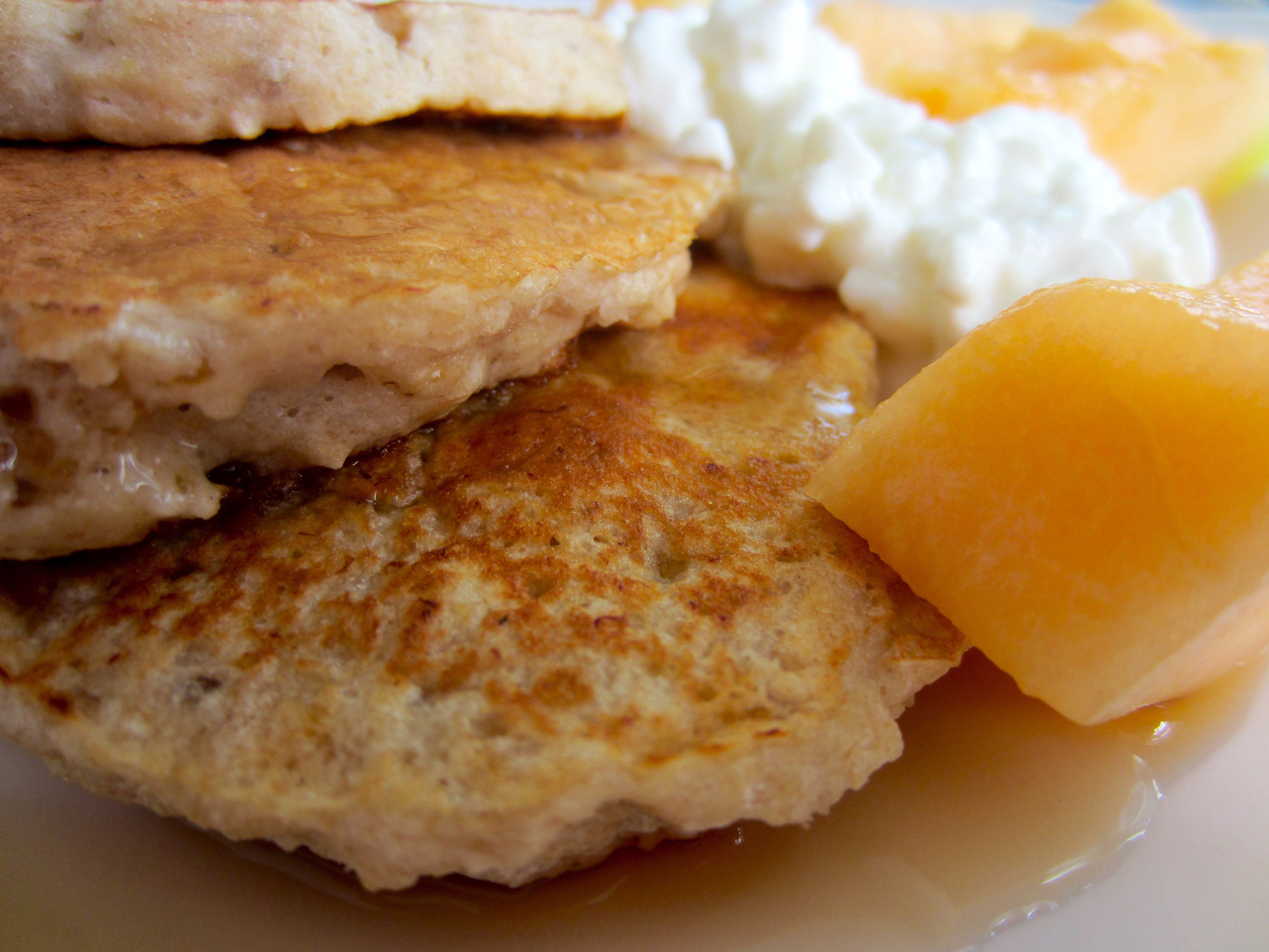 Light Banana Pancakes And A Make Ahead Breakfast Idea Home