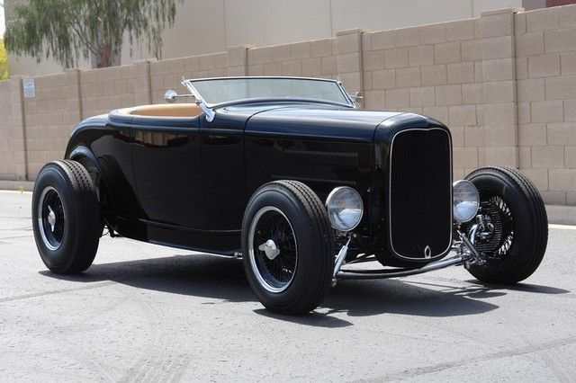 1932 Ford Roadster Hot Rods Cars Muscle Ford Roadster Hot Rods