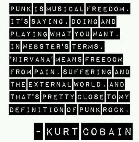punk sprüche englisch
