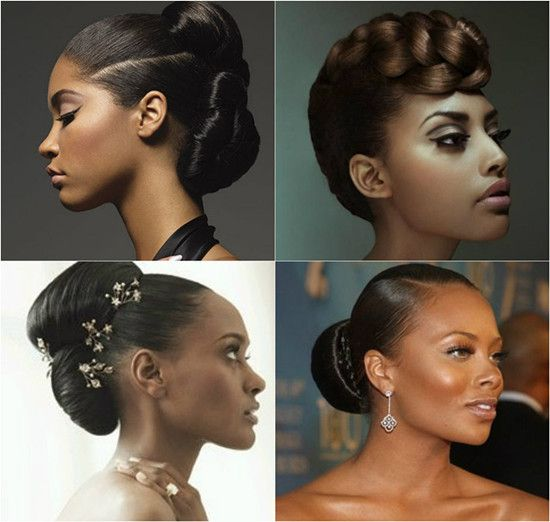 Fantastic 1000 Images About Hairstyles On Pinterest Updo African Short Hairstyles For Black Women Fulllsitofus
