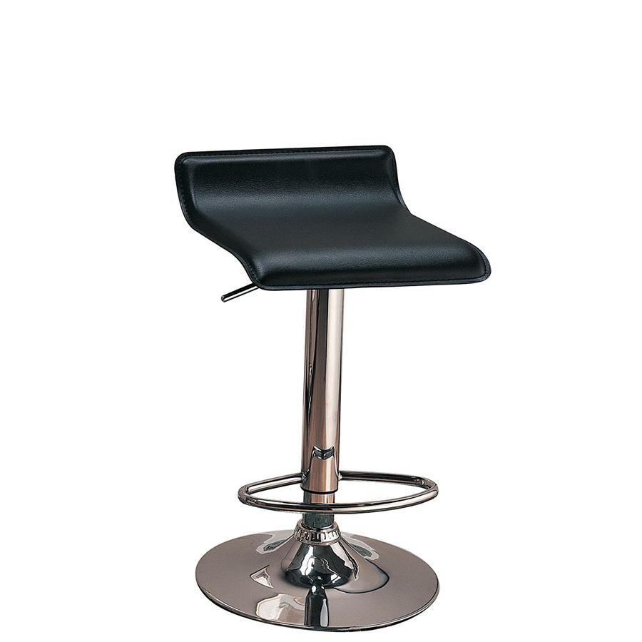 Minimal Vanity Stool with Adjustable Height  sc 1 st  Pinterest & Minimal Vanity Stool with Adjustable Height | Vanity stool ... islam-shia.org